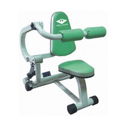 Abdominal Crunch Back Extension Machine