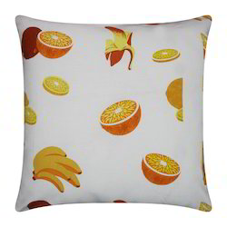 Fruits Print Cushion Cover