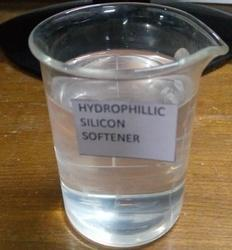 Hydrophilic Silicon Softener For Fabrics
