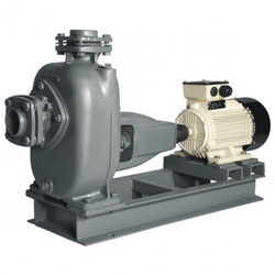 Motor Coupled Self Priming Non Clog Dewatering Pumpset