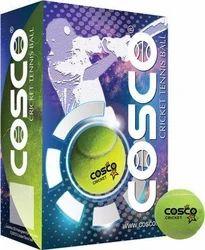 Cosco Cricket Tennis Balls