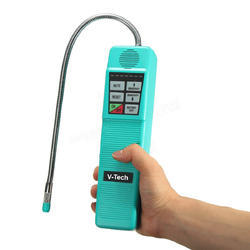 Halogen Refrigerant Leakage Detector