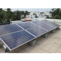 Off Grid Roof Top Solar Power Plant