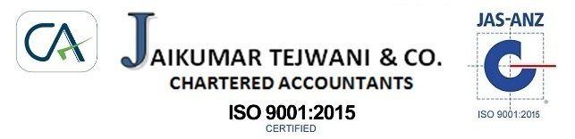 Jaikumar Tejwani & Co LLP