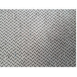 Black And White Weed Mat