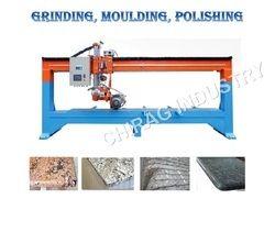 Granite Stone Slab Edge Moulding and Polishing Machine
