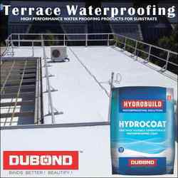 Waterproofing chemicals hydroshield s waterproofing for Terrace waterproofing
