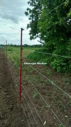 Solar Agriculture Fence
