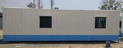 M S Portable Office Cabin