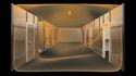 Corridor KNX Ultrasonic Sensor