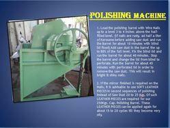 Wire Nail Polishing Drum