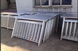 Aluminum SS Railing