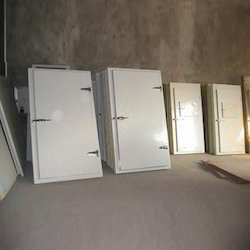 PUF Cold Room Doors