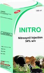Nitroxynil 34% w/v injection B.P