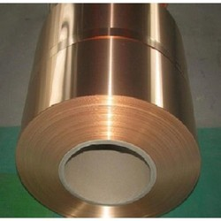 Beryllium copper C17200 strip