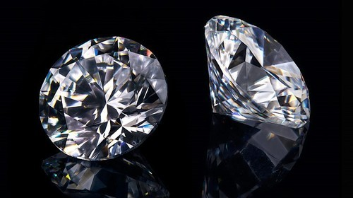Synthetic Polished  Diamonds