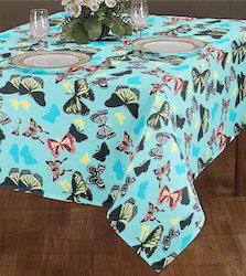 Butterfly Pattern Table Cloths
