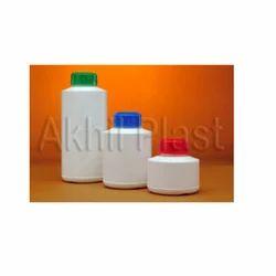 AP07 HDPE Straight Shape Bottle