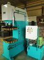C Frame Hydraulic Press - Semi Automatic
