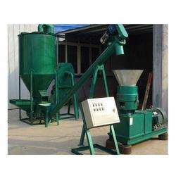 Automatic Cattle Mesh Feed Plant Capacity 1TPH