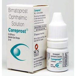 Careprost ( Bimatroprost Opthamic Solution)