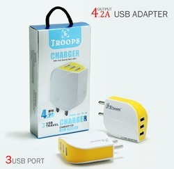4.2 AMP 3 USB Adapter S Type