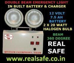 Emergency Light Double Beam