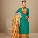 Winter Wear Pashmina Salwar Suit