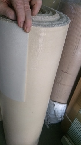 Fabric - High Temp  Bellow - Insulation Cloth for Ducting