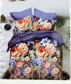 Quincy Bed Sheet Rosepetal