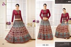 Full Sleeve Padmini Lehenga Choli