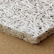 Fibercrete Wood Wool Insulation Board