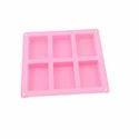 Rectangle Silicone Soap Mold