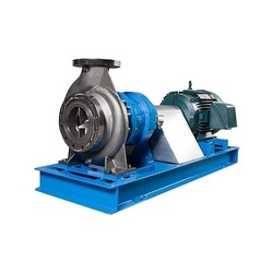 Single Stage Centrifugal Process Pump For Evaporators, Electric