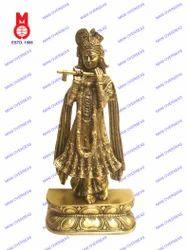 Lord Krishna Standing  Rajeshwar Style Statues