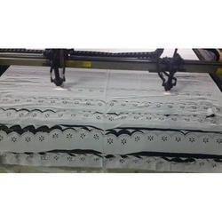 Laser Cut Bed Sheet