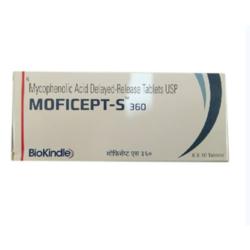 Moficept S 360 Tablets