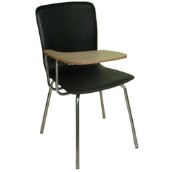 Jacketed Full Writing Pad Chair  sc 1 st  Steel Fab Corporation & Tablet Chairs - Cushioned Full Writing Pad Chair Manufacturer from Pune