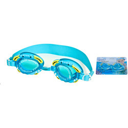 Swimming Goggle For Kids, Crab Shape, Polycarbonate Lens