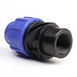 Compression Fitting MDPE & HDPE