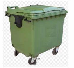 Four Wheeled Dustbin
