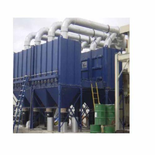 Pulse Jet Bag Filter System Dust Collector System