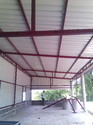 Auditorium Roofing Shed Works