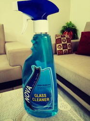 Glass Cleaner 500 ML WITH ADJUSTABLE TRIGGER SPRAYER