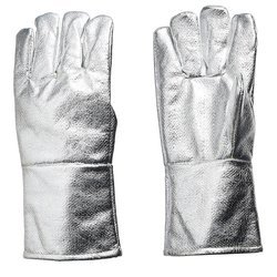 S Protection Aluminised Gloves