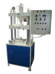 Hydraulic Press 4 Pillar