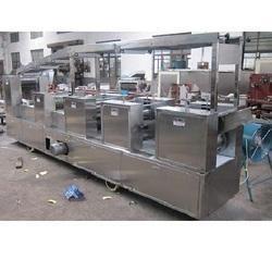 Roll Cut Biscuit Form Machine