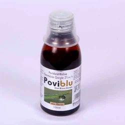 Povidone Iodine Germicide Gargle Syrup