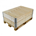 Wooden Pallet Collar Packing Boxes