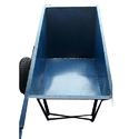 Double Tyre Concrete Wheelbarrow